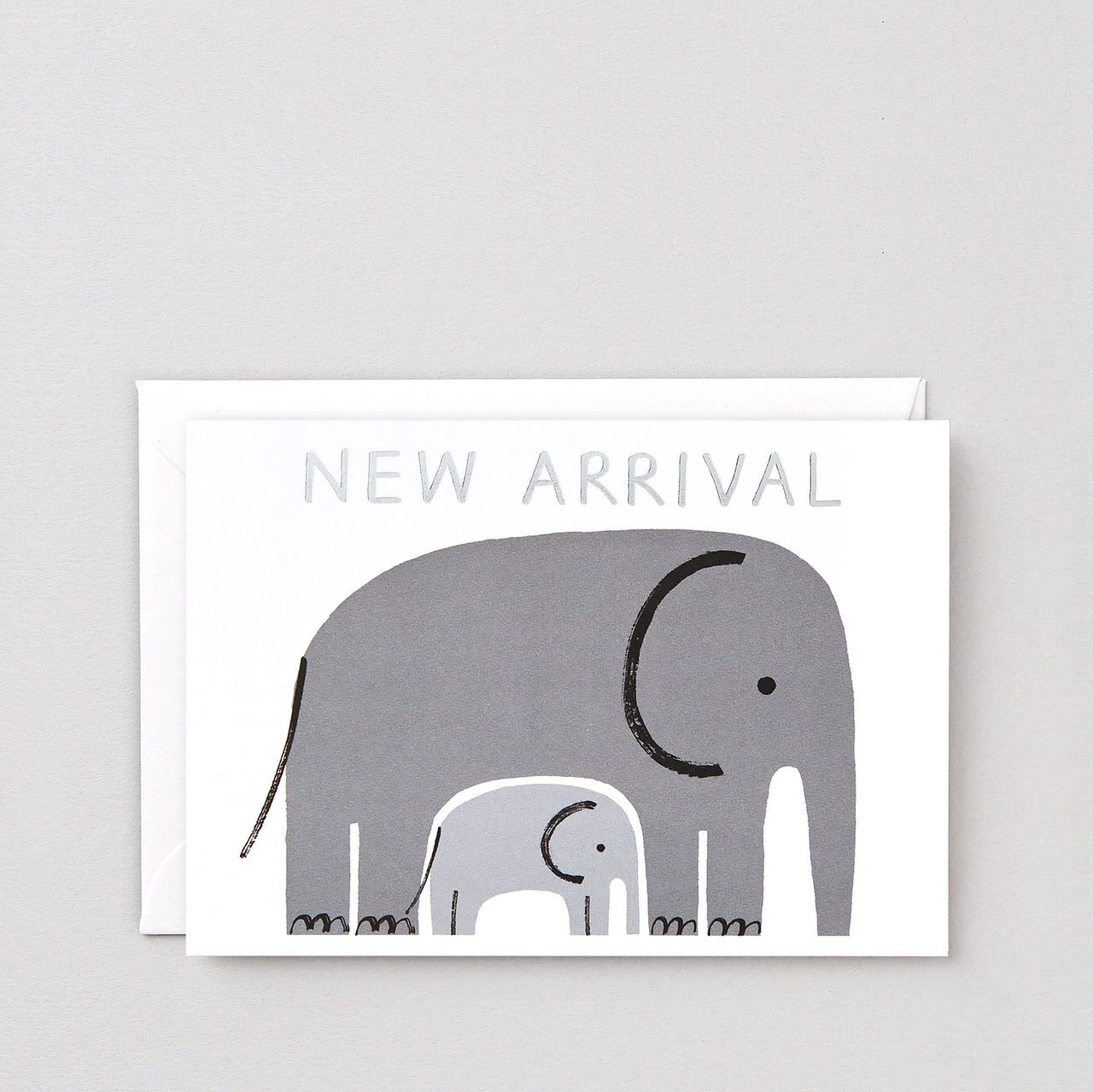 New Arrival Greeting Cards