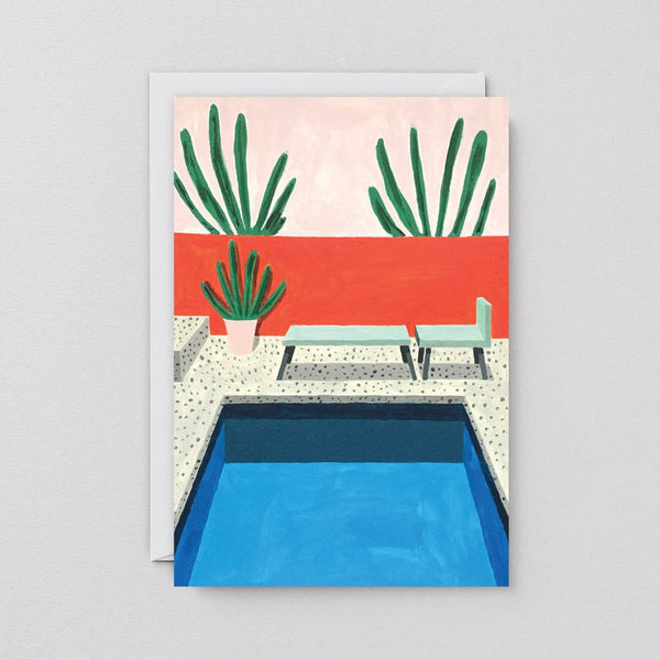 Pool 2 Art Card