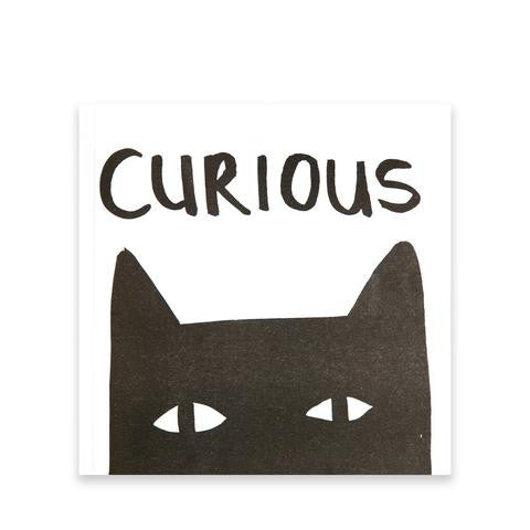 Alice Bowsher - Curious