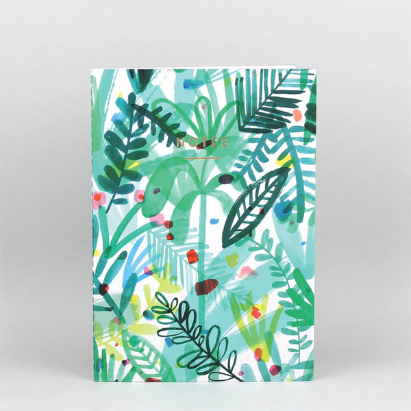 Foliage Notebook (A5)