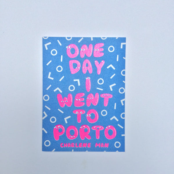 One Day I Went To Porto