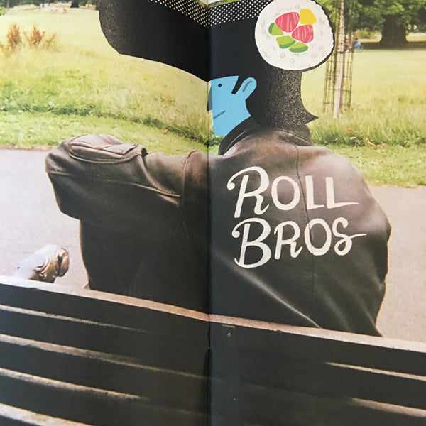 We Are The Roll Bros Zine