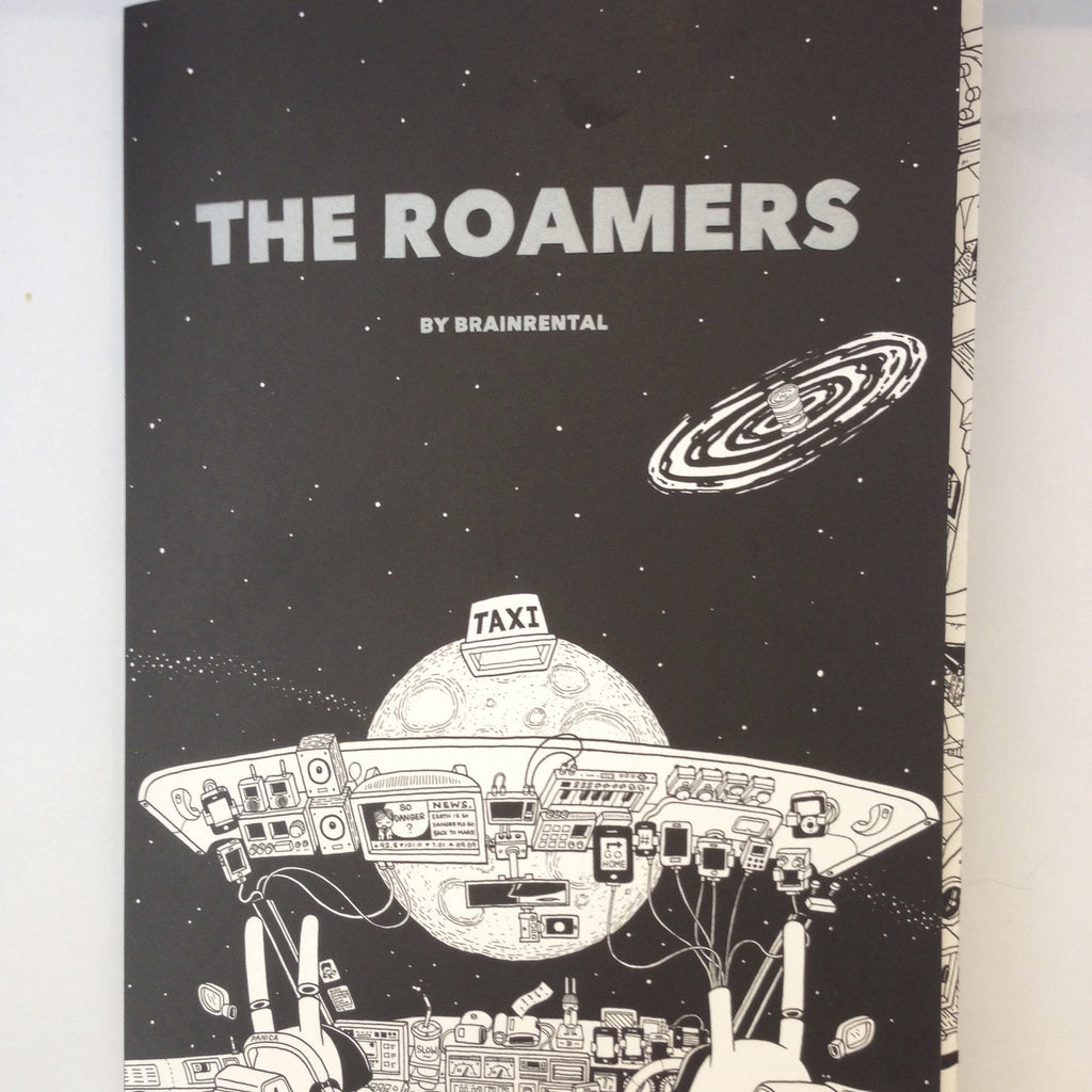 Brainrental - The Roamers