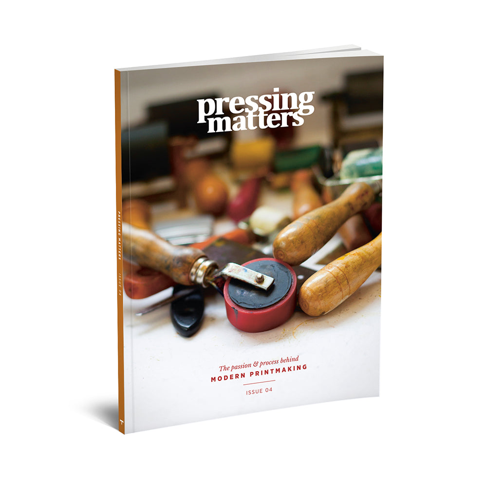 Pressing Matters - issue 4