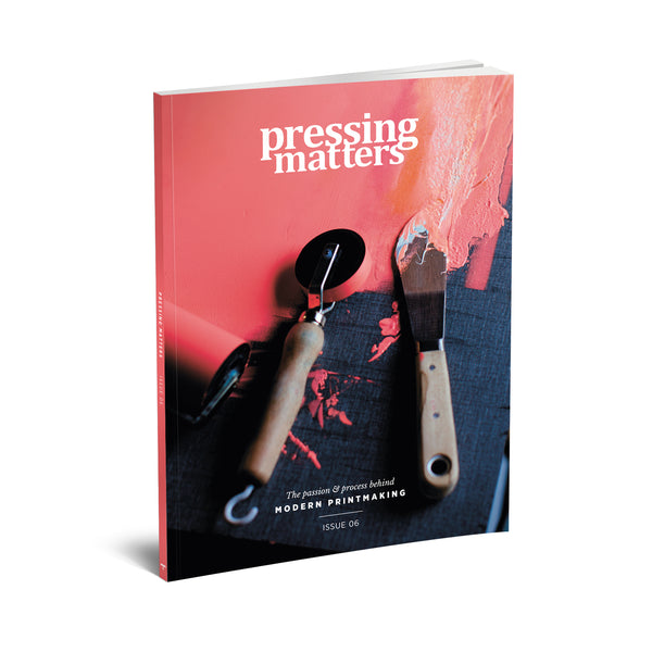 Pressing Matters - issue 6