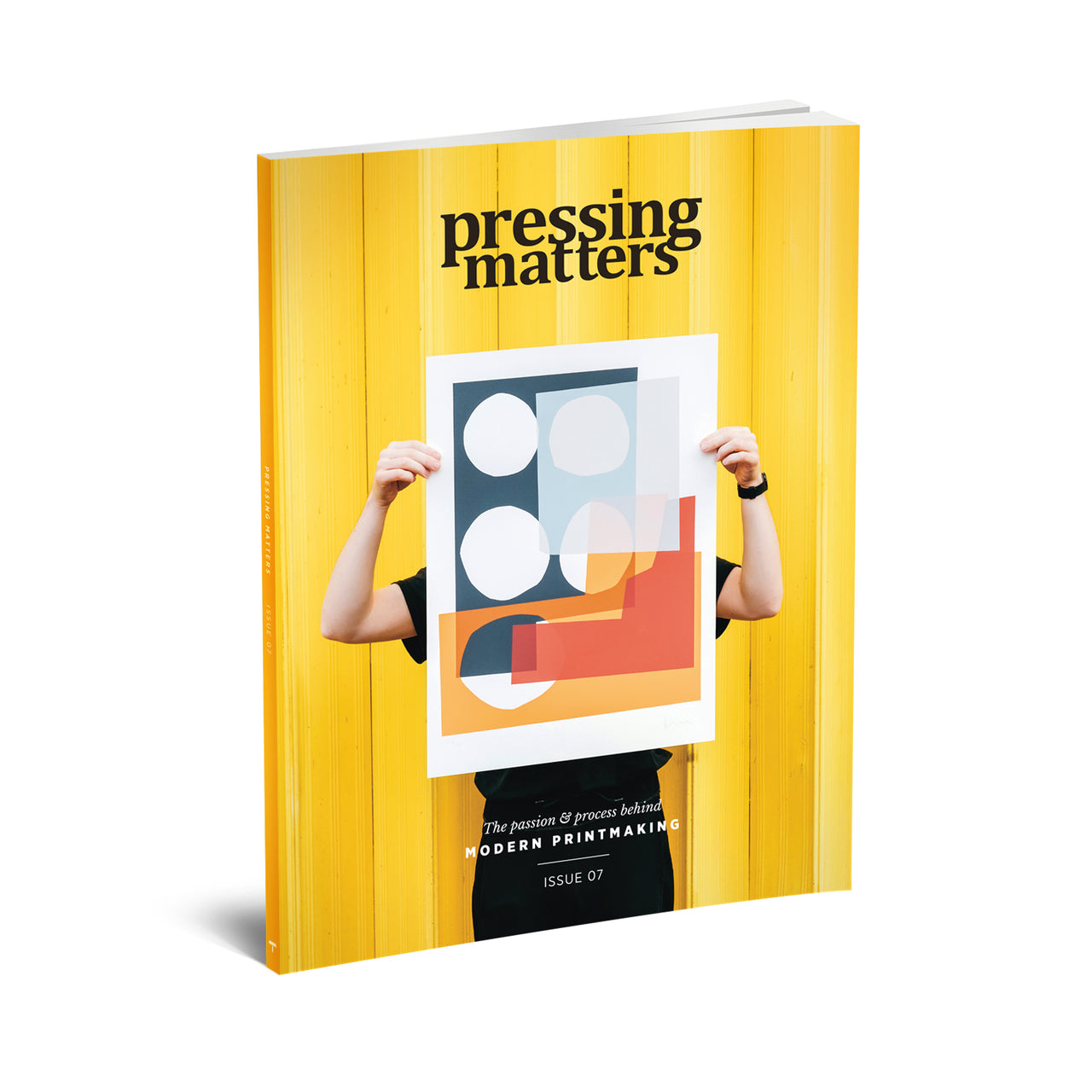Pressing Matters - issue 7