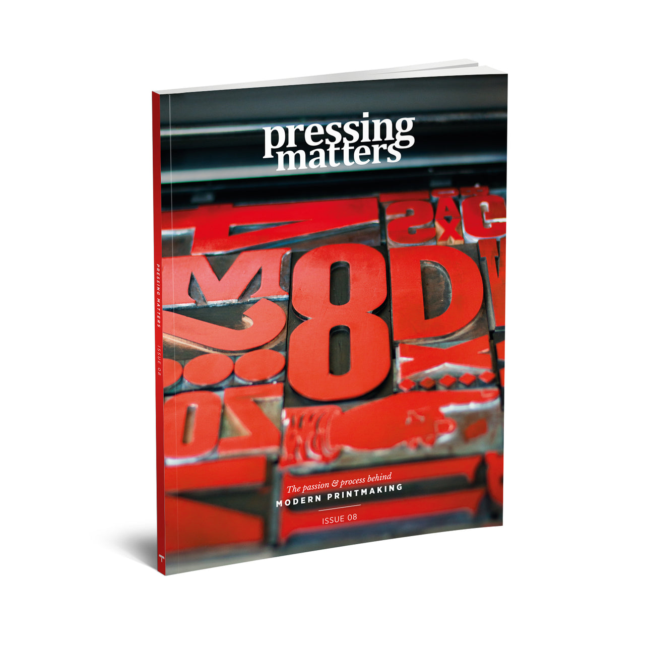 Pressing Matters - issue 8
