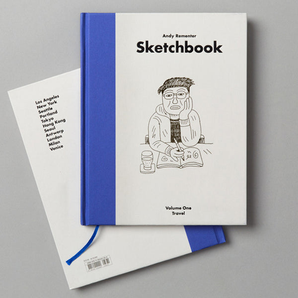 Andy Rementer - Sketchbook