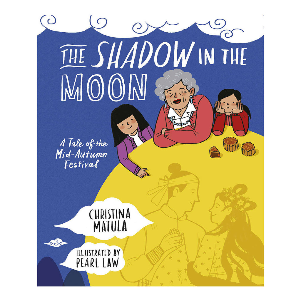 The Shadow In The Moon (Signed Copy)