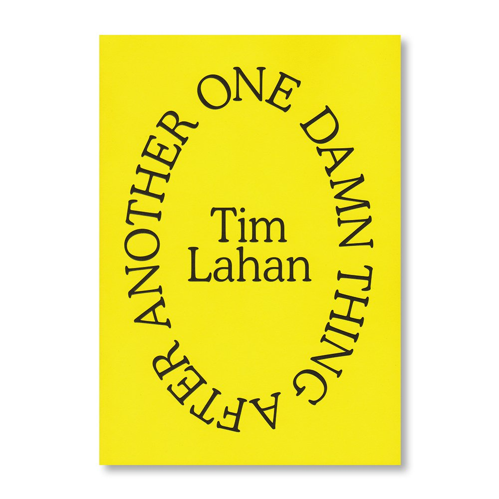 Tim Lahan - One Dame Thing After Another Book