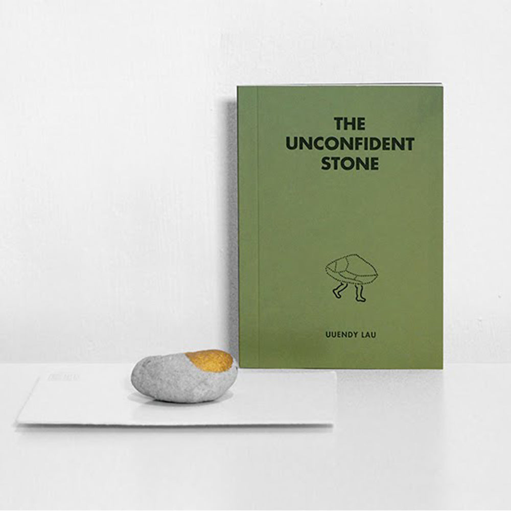 Book 01 - The Unconfident Stone (with an object)