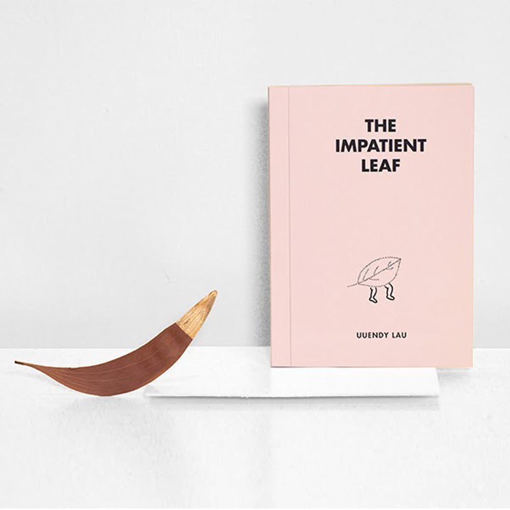 Book 03 - The Impatient Leaf (with an object)