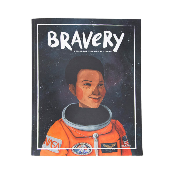 Bravery Issue Two - Mae Jemison