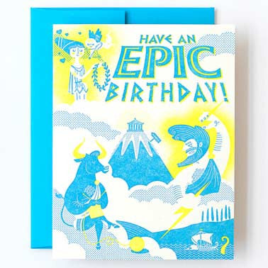Epic Birthday
