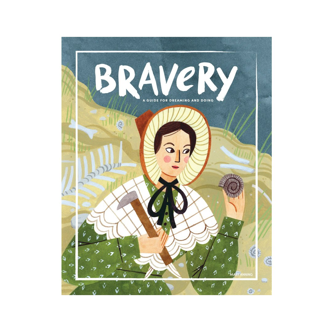 Bravery Issue nine - Mary Anning
