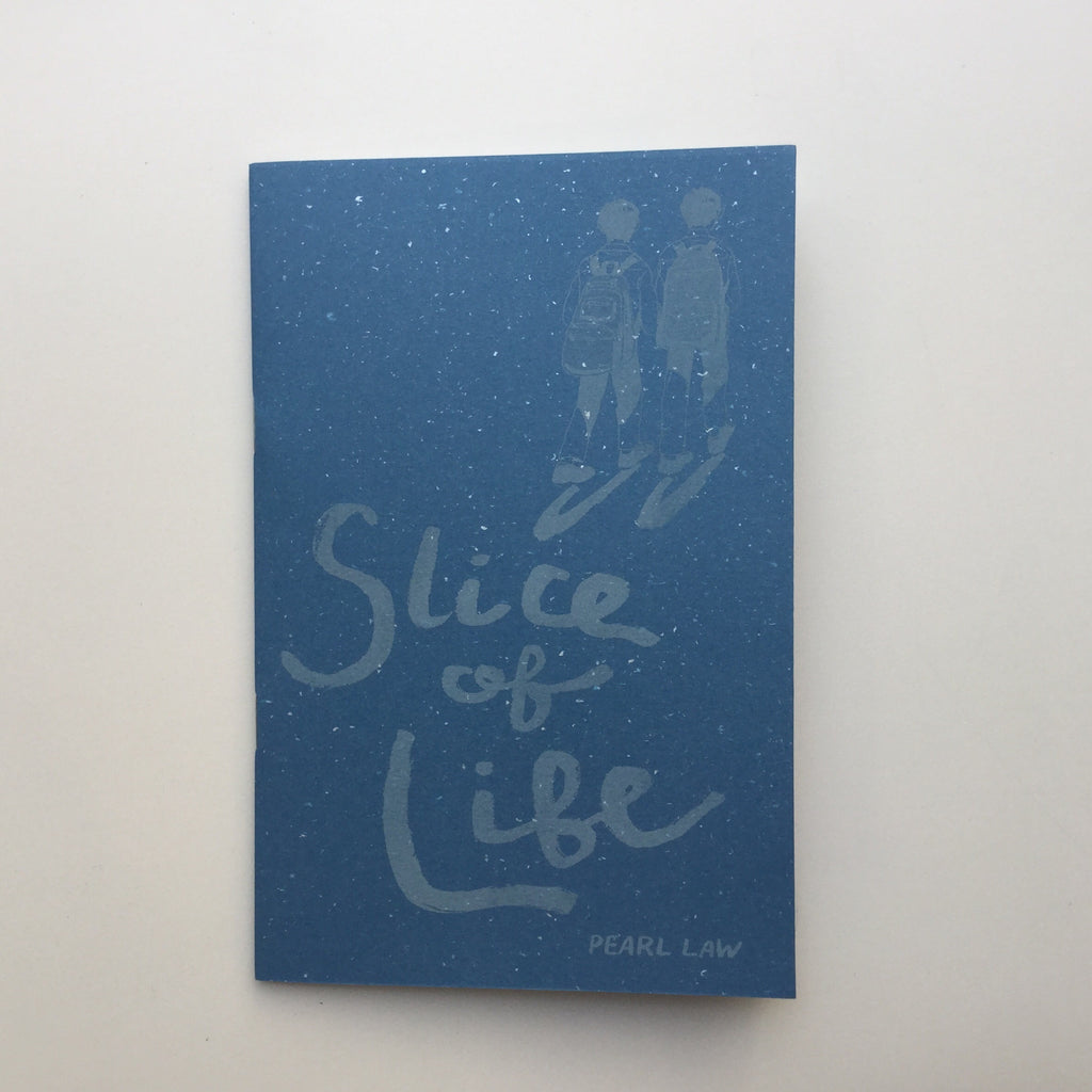 Pearl Law- Slice of life zine
