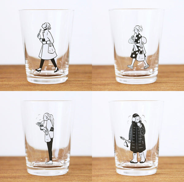 Saki Obata - Beer Glass