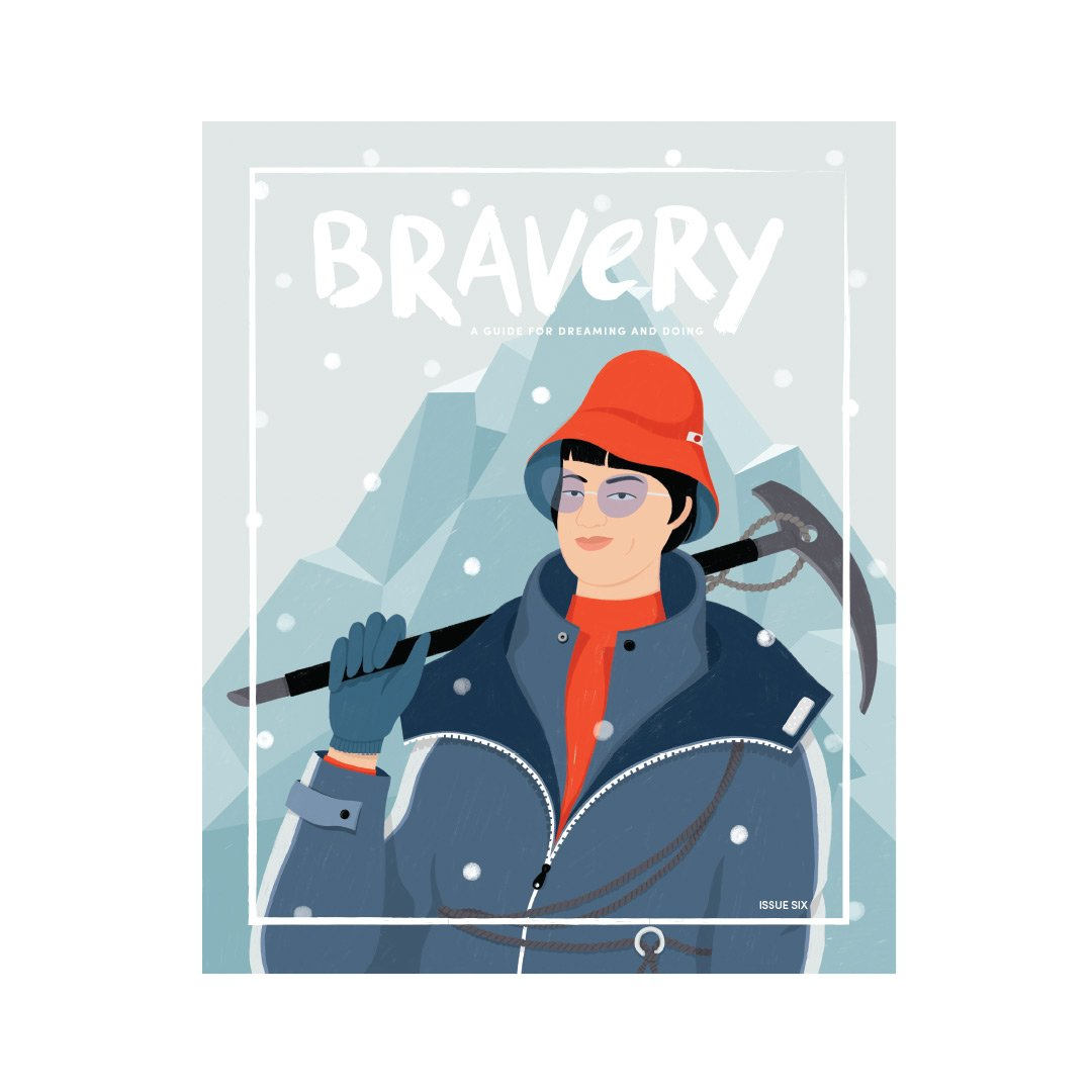 Bravery Issue Six - Junko Tabei