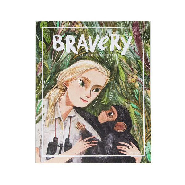Bravery Issue One - Jane Goodall