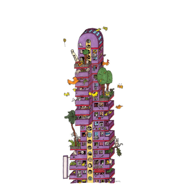 Purple Tower