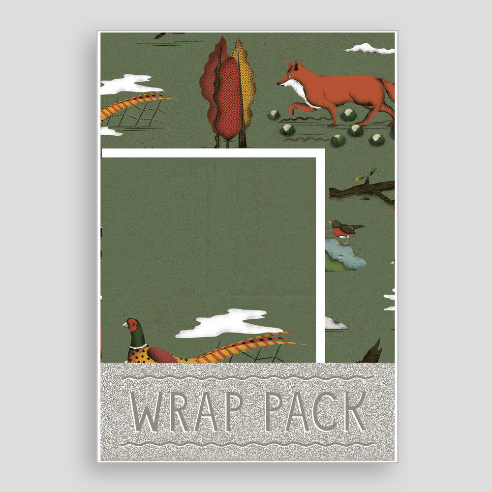 Winter Animals Wrap Pack