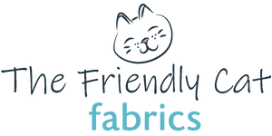 The Friendly Cat Fabrics