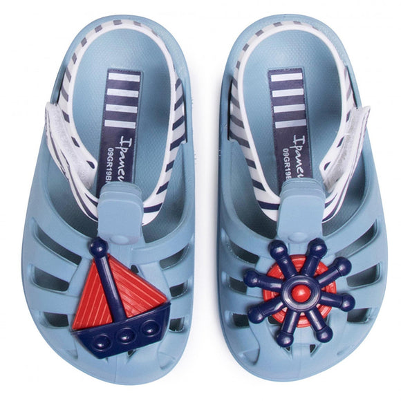 Ipanema Summer Baby VII in Blue/White 82858-20247