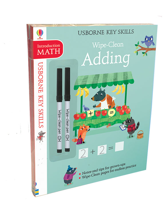 USBORNE Wipe-Clean Key Skills Pack: Introduction