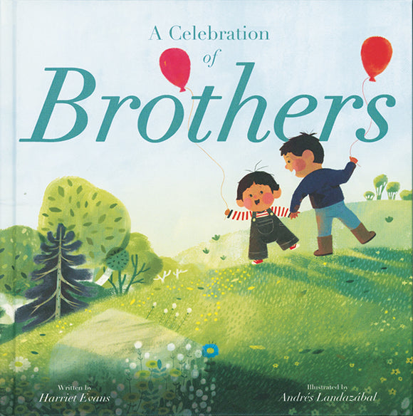 Usborne A Celebration of Brothers 3Y+
