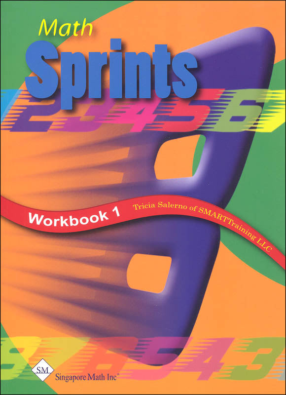 '-Math Sprints Workbook 1