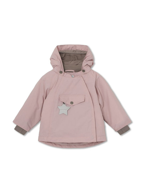 MINI A TURE Wang Jacket in Pale Mauve