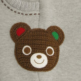 xMiki House Bear Sweatpants in Gray