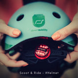 Scoot and Ride Helmet Kiwi