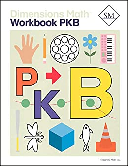 '-Dimensions Math Workbook PreKB