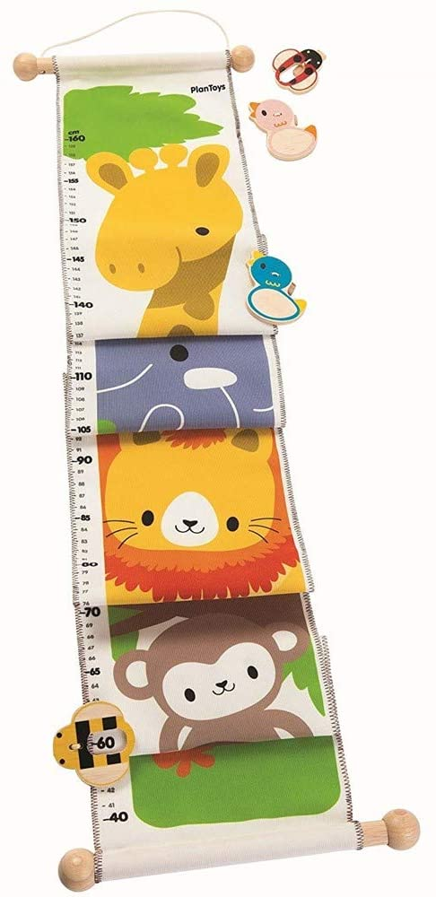 Plan Toys 5191 Jungle Height Growth Chart