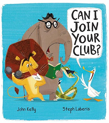 USBORNE Can I Join Your Club? 4-8Y