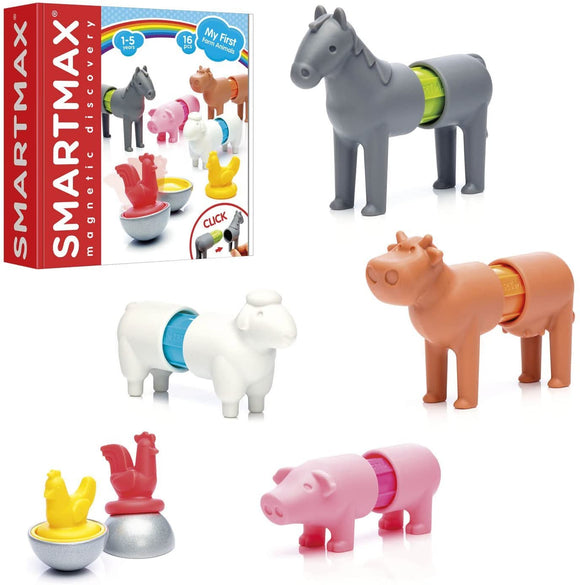 SMART Games My first Farm animals Age 1-5