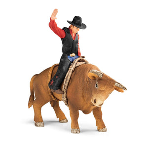 Schleich FARM WORLD - Cowboy with Bull