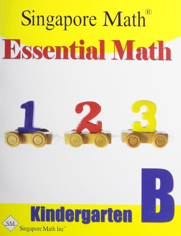 '-Essential Math Kindergarten B