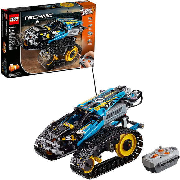 Lego Technic 42095 Remote-Controlled Stunt Racer 324 Pieces 9Y+