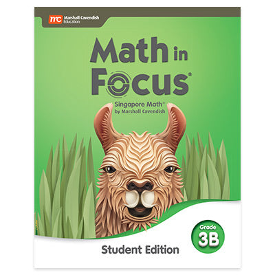 Math in Focus Grade 3 Student Edition Volume B