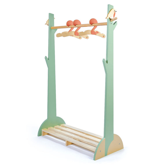 Tender Leaf Toys TL8803 Forest Clothes Rail