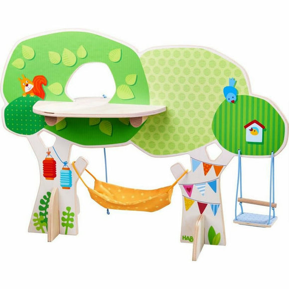 HABA 303886 Little Friends Treehouse