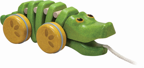 Plan Toys  5609 Dancing Alligator 12m+