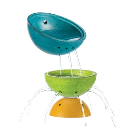 Plan Toys 5714fountain bowl set 12M+