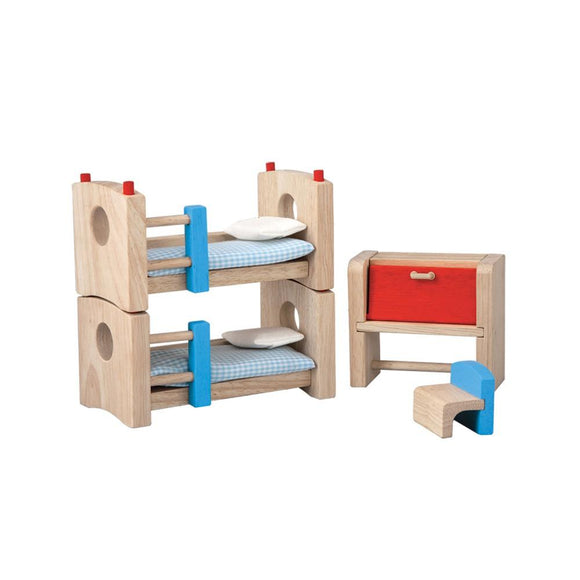 Plan Toys 7304 Children Room - Neo 3Y+
