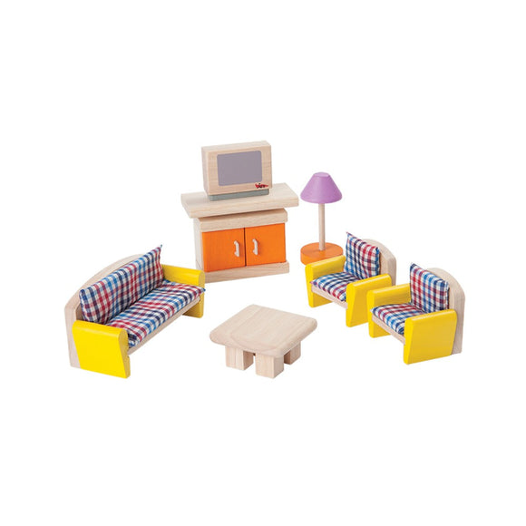 Plan Toys 7307 Living Room - Neo