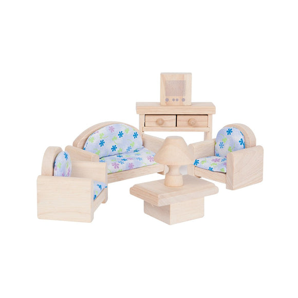 Plan Toys 9015 Living Room - Classic 3Y+