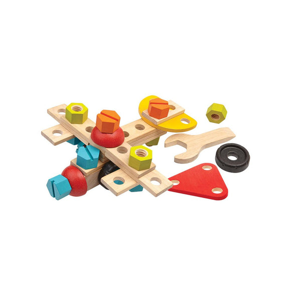Plan Toys 5539 Construction Set 3Y+