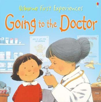 Usborne Going to the Doctor 3Y+ 978-0-7945-1004-6